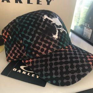 info for 139f2 75e79 Accessories - new oakley skull japan hat cap adjustable
